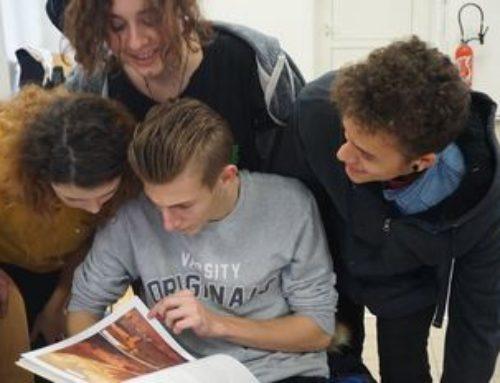 Prix littéraire des Lycéens : deux auteurs au lycée !