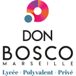 Lycée Don Bosco Marseille Logo