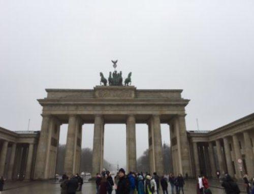 Voyage à Berlin / BTS