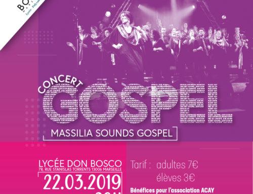 Gospel à Don Bosco