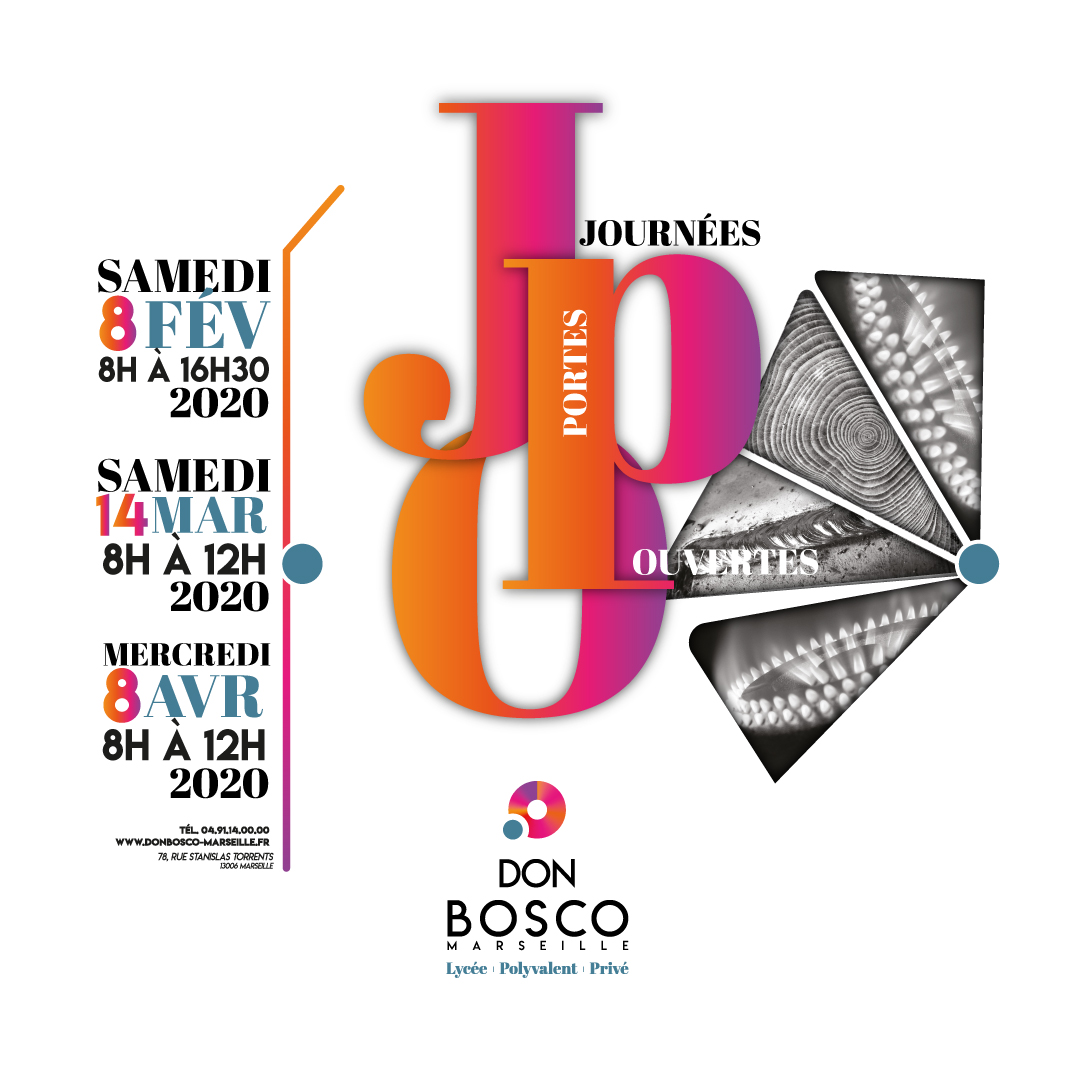 Journées Portes Ouvertes Lycée Don Bosco