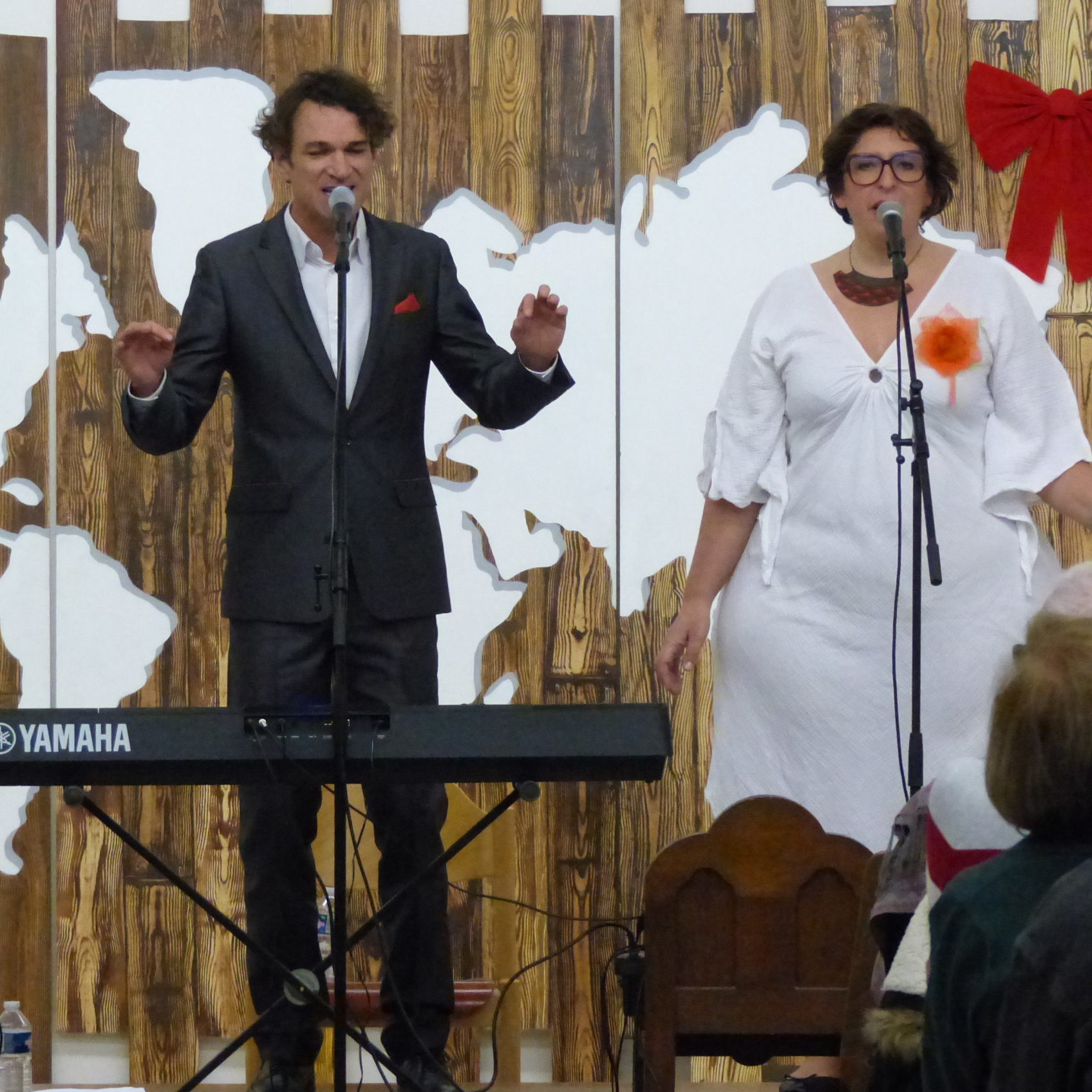 Gospel show à Don Bosco