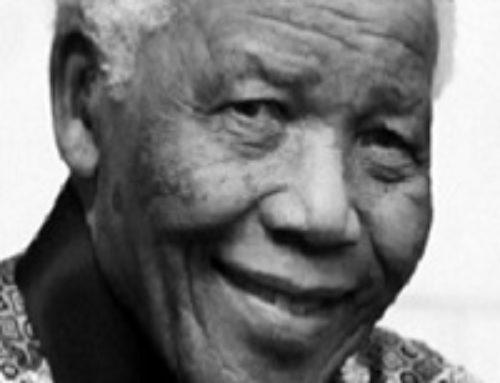 Comme Nelson Mandela, tiens bon !