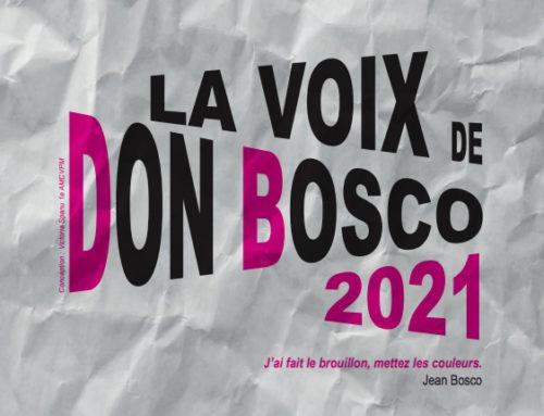 La voix de Don Bosco 2021