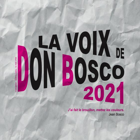 Une la voix de don bosco 2021